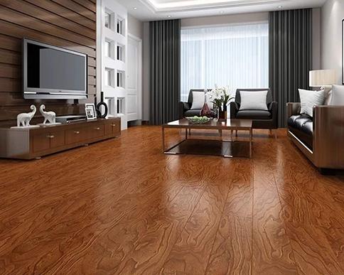 生态级X60系列强化地板应用