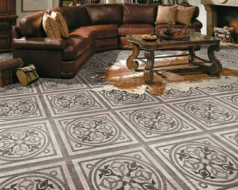艺术地板实木复合地板应用