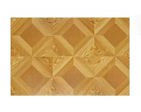 黄色皮纹艺术地板