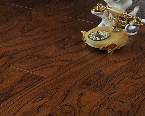 榆木S15实木地板