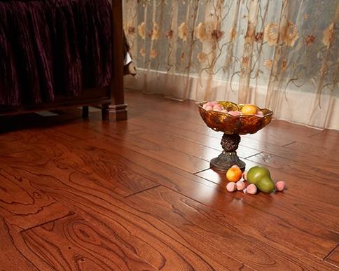 榆木818实木地板