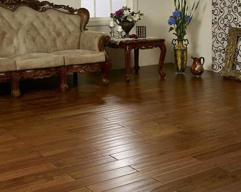 橡木318实木地板