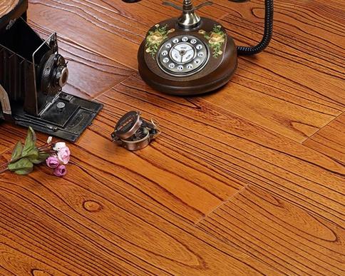 楝木718实木地板
