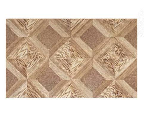 褐色皮纹艺术地板