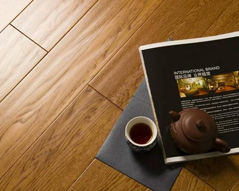 橡木315实木地板